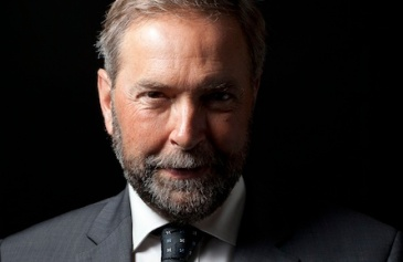 TORONTO, ON - AUGUST 22nd, 2012 - New Democratic Party Leader Thomas Mulcair.